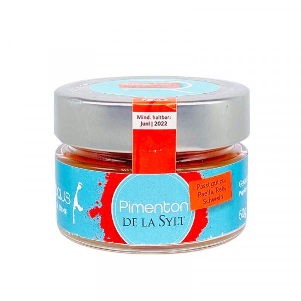 Pimenton de la Sylt (Rauchpaprika), 50 g