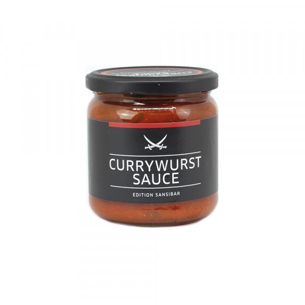 Sansibar Currywurst-Sauce, 350 g