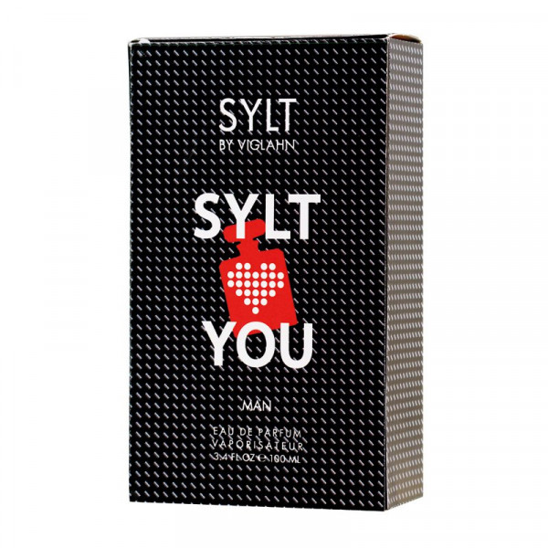 "Eau de Parfum ""Sylt Loves You Man by Viglahn"", 100 ml"