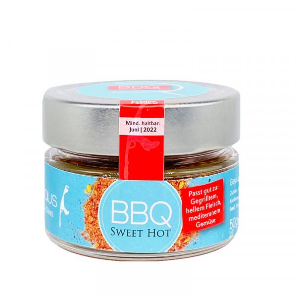 BBQ Sweet Hot, 50 g