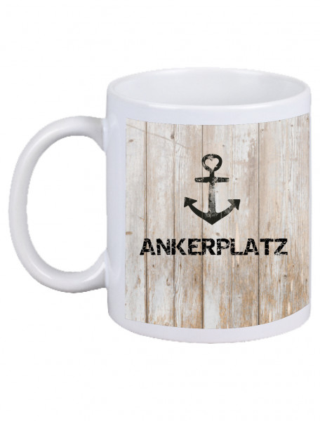 """Becher """"Ankerplatz"""" Deern"""