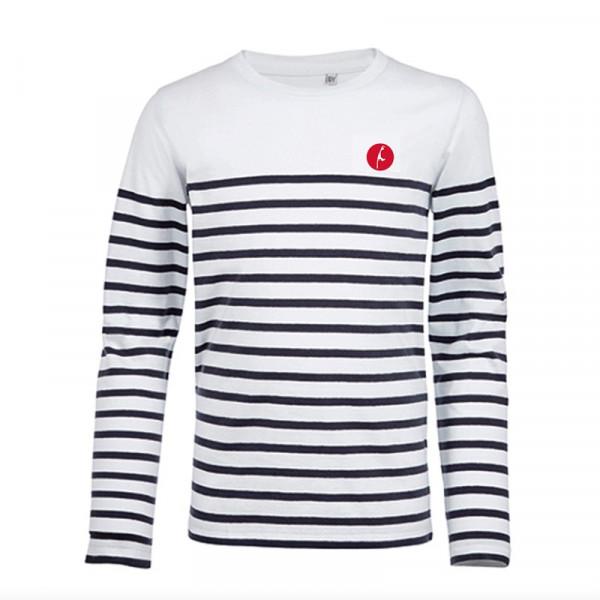 """Kinder Langarm-Shirt """"Sylt"""", gestreift"""
