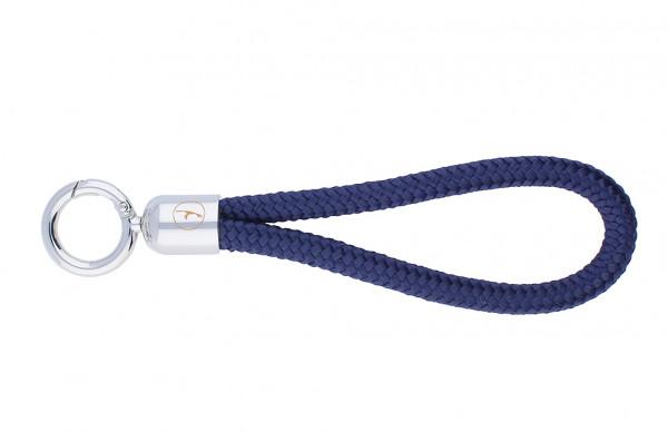 Sylt-Schlüsselanhänger aus Segeltau