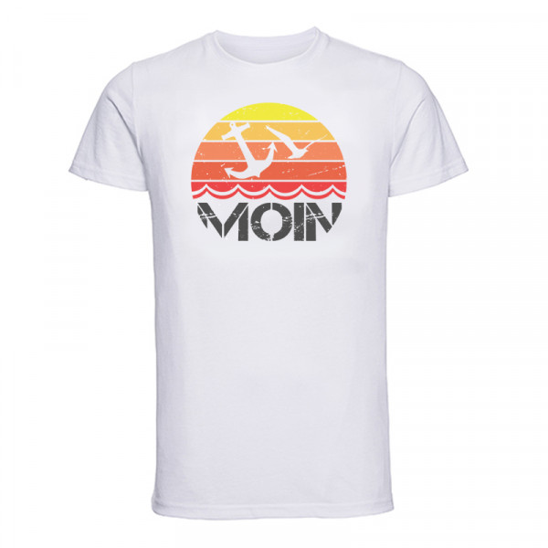 """""""MOIN Möwe"""" Herren T-Shirt, versch. Farben"""