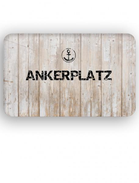 """Badematte """"Ankerplatz"""""""