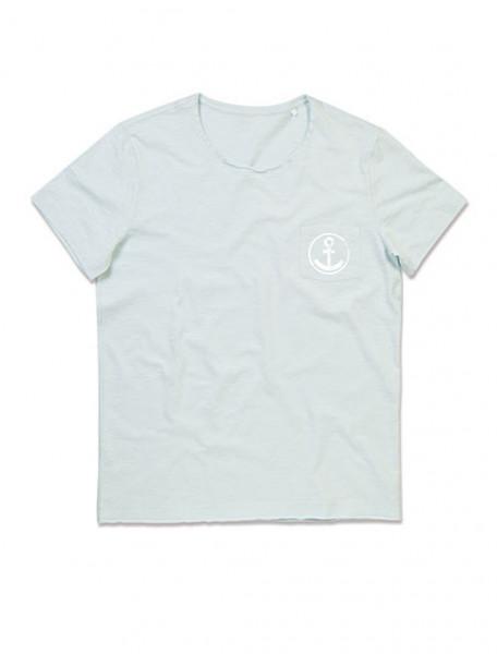 """T-Shirt """"Vintage-Anker"""" für Herren, versch. Farben"""