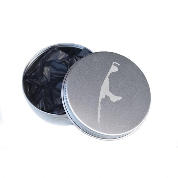 Sylt-Armband aus Rindsleder (6 mm), geflochten, matt