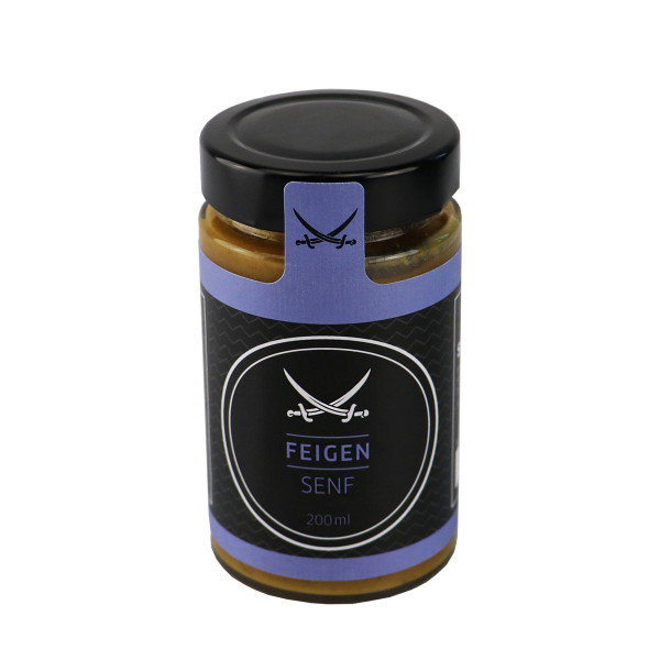 Sansibar Feigen-Senf, 200 ml