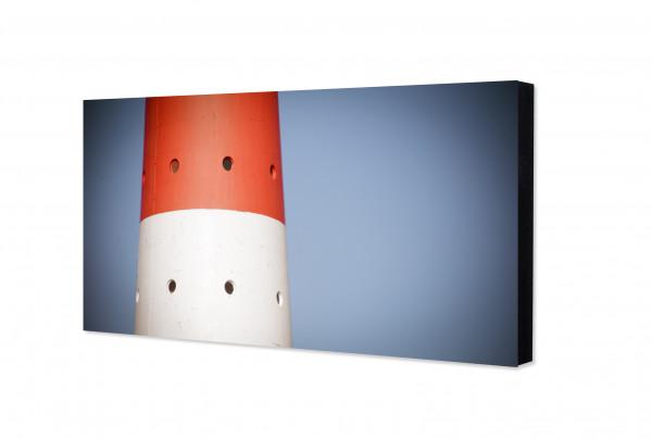 "Sylt-Fotorechteck ""Leuchtturm Hörnum"", 10 x 20 cm"