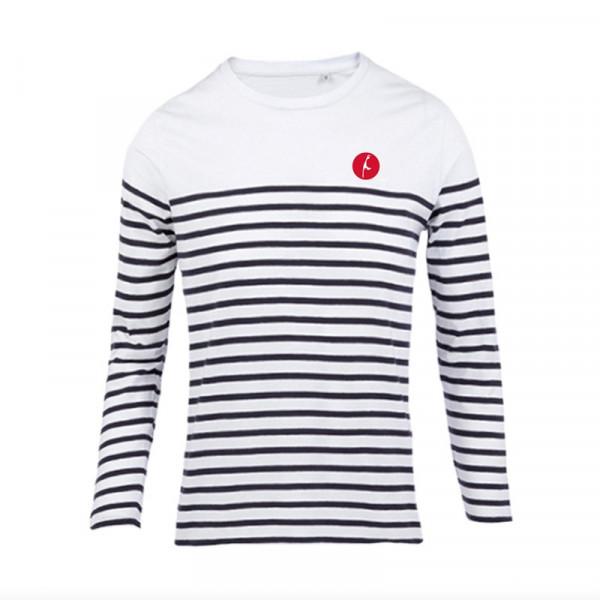 "Frauen Langarm-Shirt ""Sylt"", gestreift"