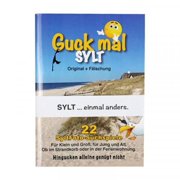 """""""Guck mal Sylt"""" - Original und Fälschung, Heftchen"""