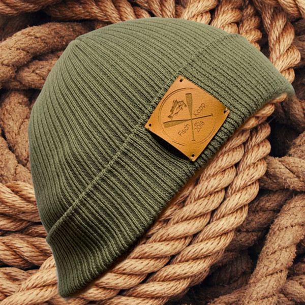 FischKopp Mütze Küper aus Bio- Baumwolle