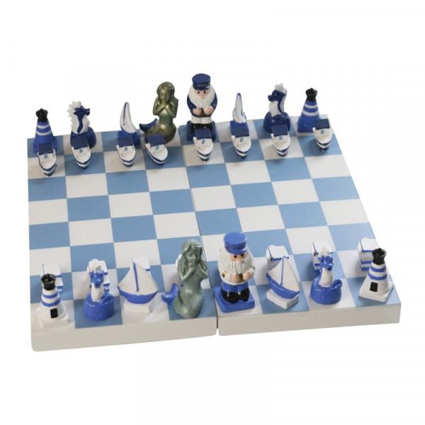 Maritimes Schachspiel