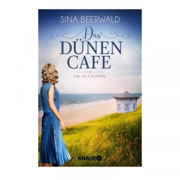 Das Dünencafe, Teil 2 der Sylt-Saga, handsigniert + Autogrammkarte, Sina Beerwald