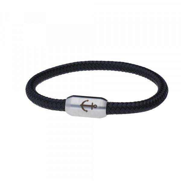Anker-Armband aus Segeltau (6 mm)