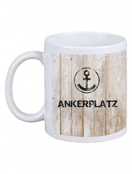"""Becher """"Ankerplatz"""" Jung"""