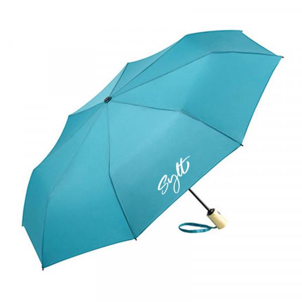 Syltiges automatik Regenschirm, versch.