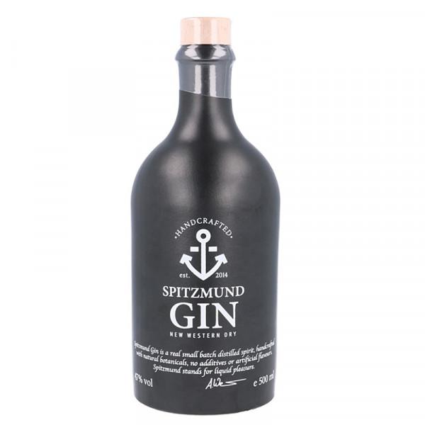Spitzmund Western Dry Gin, 0,5 l