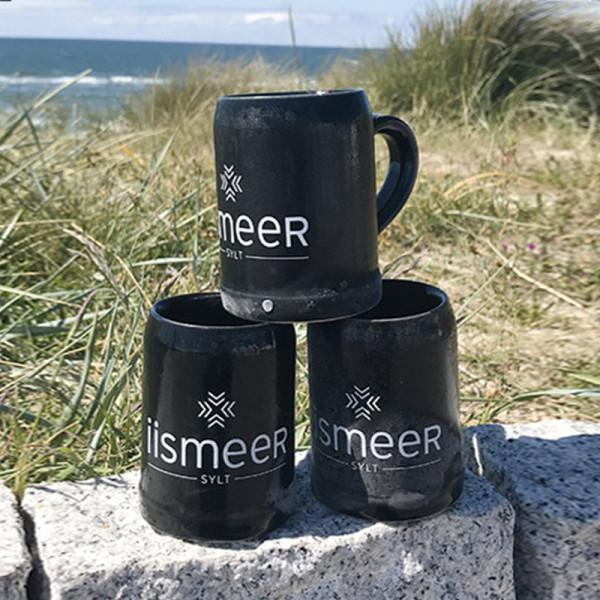 iismeer - Steinzeug Krug versch. Größen