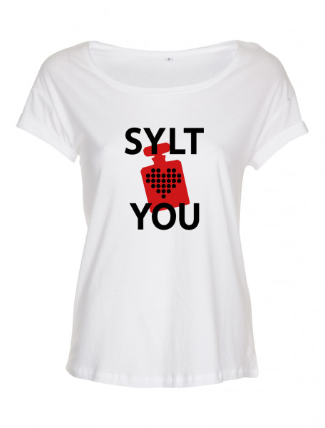 "Damen-Set ""Sylt Loves You by Viglahn"": T-Shirt & Duft"