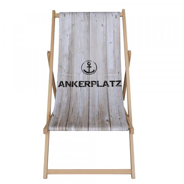 "Liegestuhl ""Ankerplatz"""