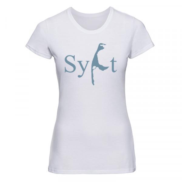 """""""Sylt"""" Damen T-Shirt"""