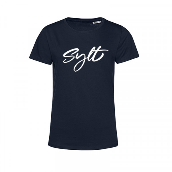 "Destination ""Sylt"" T-Shirt Damen, versch. Farben"